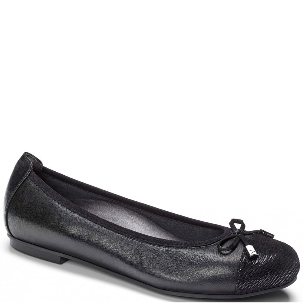 Image for Vionic Women's Minna Ballet Flats - Black from bootbay