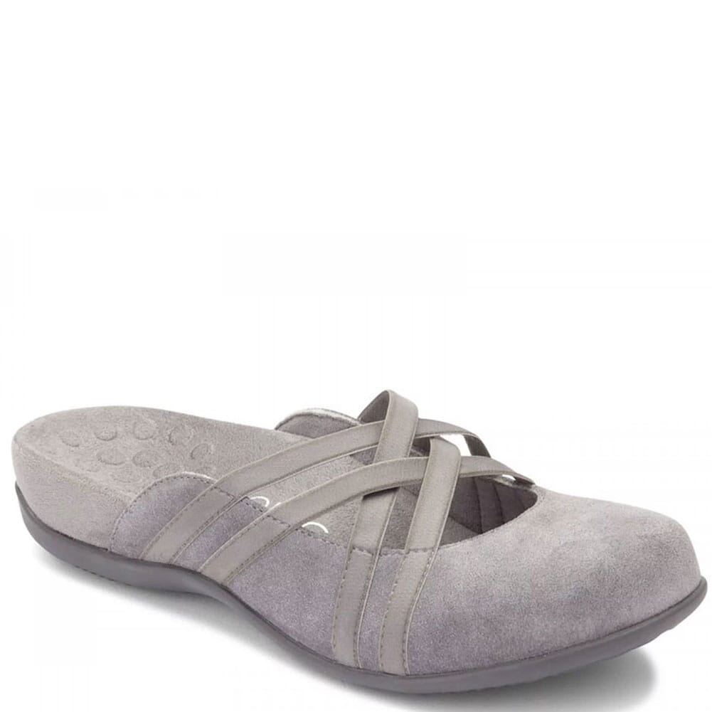 Image for Vionic Women's Claire Casual Slip On Mule - Charcoal from bootbay