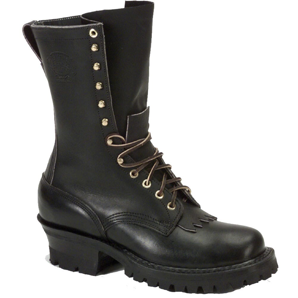 Image for Whites Men's Original Smoke Jumper Safety Boots - Black from bootbay
