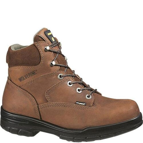 Image for Wolverine DuraShocks Men's Safety Boots - Brown from bootbay