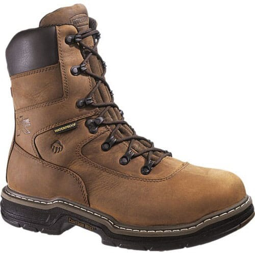 Image for Wolverine Men's Marauder EH SR Work Boots - Brown from bootbay