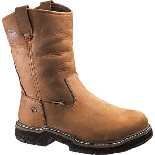 Image for Wolverine Men's Marauder ST Safety Boots - Brown from bootbay