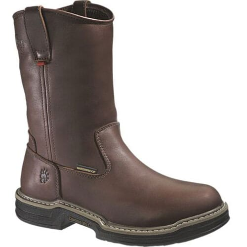 Image for Wolverine Men's Darco Internal Met Safety Boots - Brown from bootbay