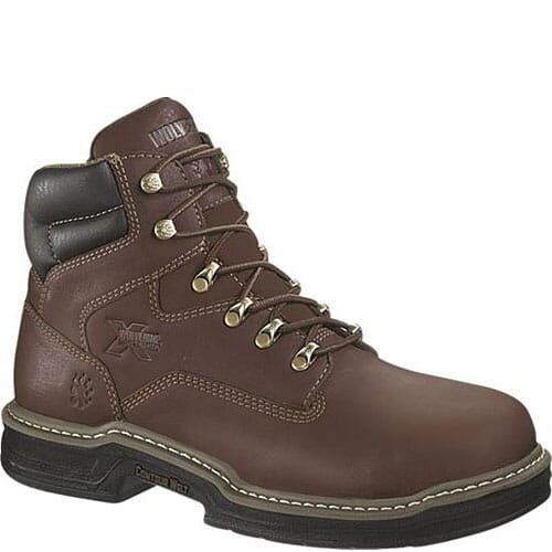 Image for Wolverine Men's Darco Safety Boots - Brown from bootbay