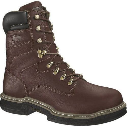 Image for Wolverine Men's Darco 8in Safety Boots - Brown from bootbay
