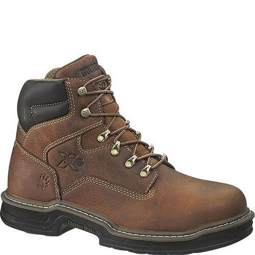 Image for Wolverine Men's Raider SR ST Safety Boots - Brown from bootbay