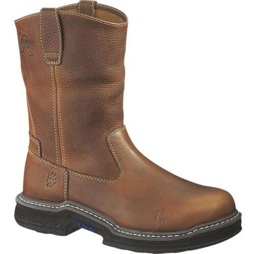 Image for Wolverine Men's Raider 10IN Safety Boots - Brown from bootbay