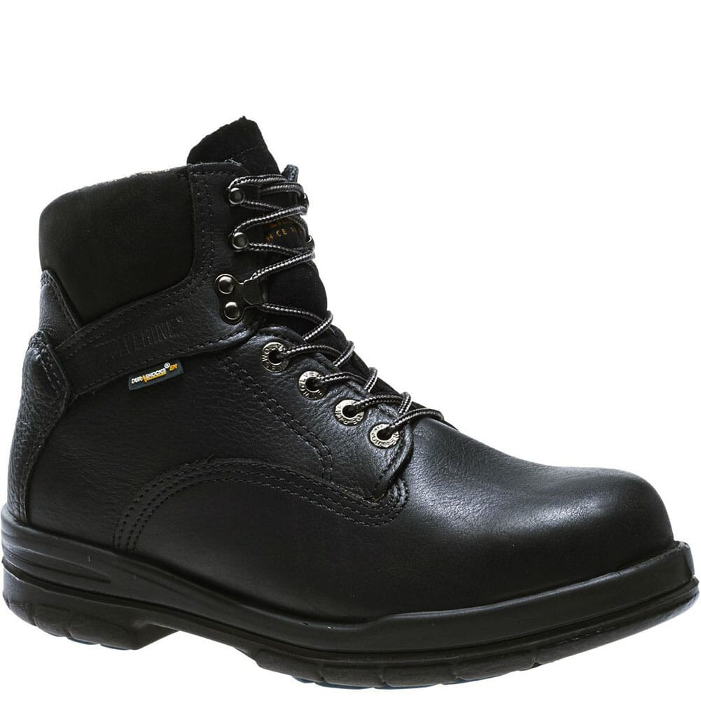 Image for Wolverine Men's Dri-Lex Safety Boots - Black from bootbay