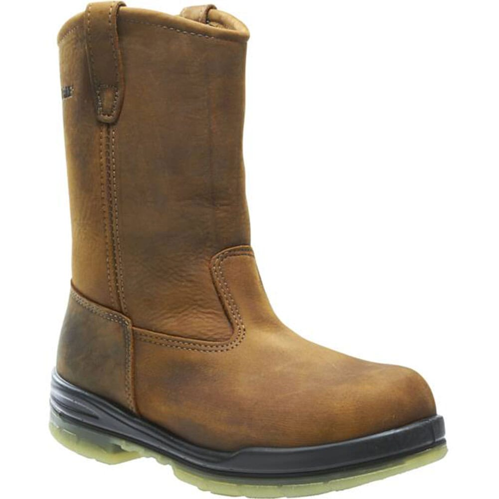 Image for Wolverine Men's Insulated WP Safety Boots - Stone from bootbay