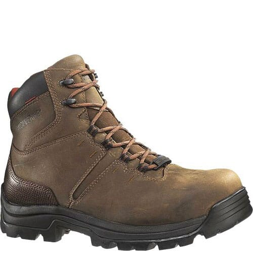 Image for Wolverine Men's Bonaventure Work Boots - Brown from bootbay