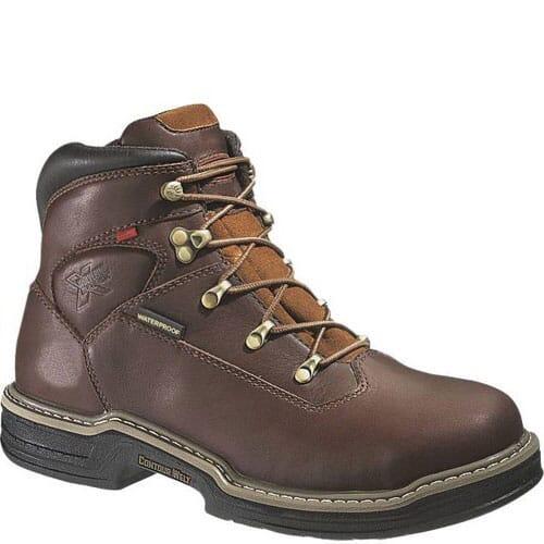 Image for Wolverine Buccaneer 6IN Men's Work Boot - Dark Brown from bootbay