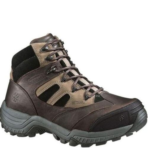 Image for Wolverine Men's Kingmont Safety Boots - Brown from bootbay