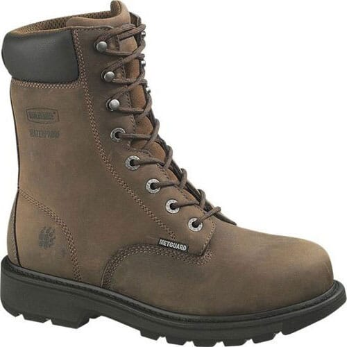 Image for Wolverine Men's Mckay WP Safety Boots - Brown from bootbay