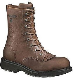 Image for Wolverine Men's Herrin 8IN Safety Boots - Brown from bootbay