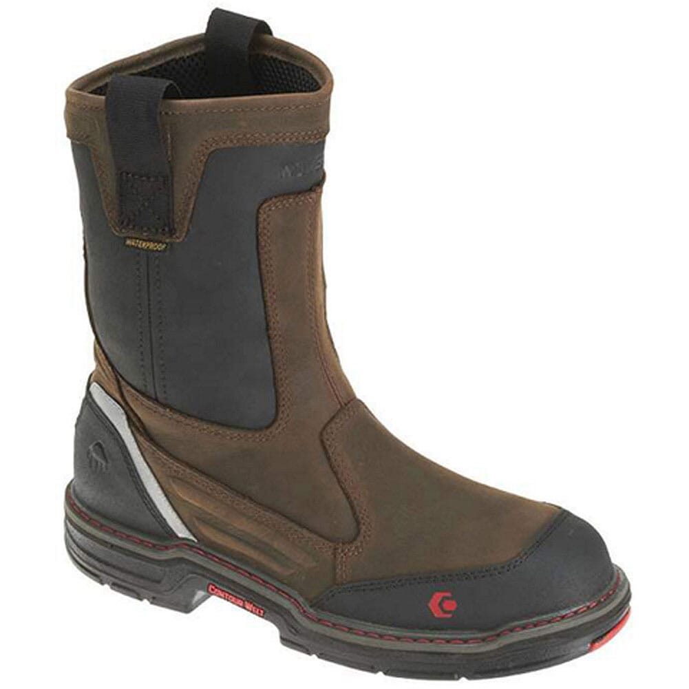 Image for Wolverine Men's Overman NT WPF Pullon Safety Boots - Brown from bootbay
