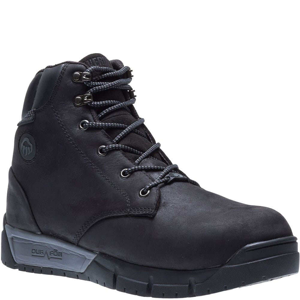 Image for Wolverine Men's Mauler LX CarbonMAX Safety Boots - Black from bootbay