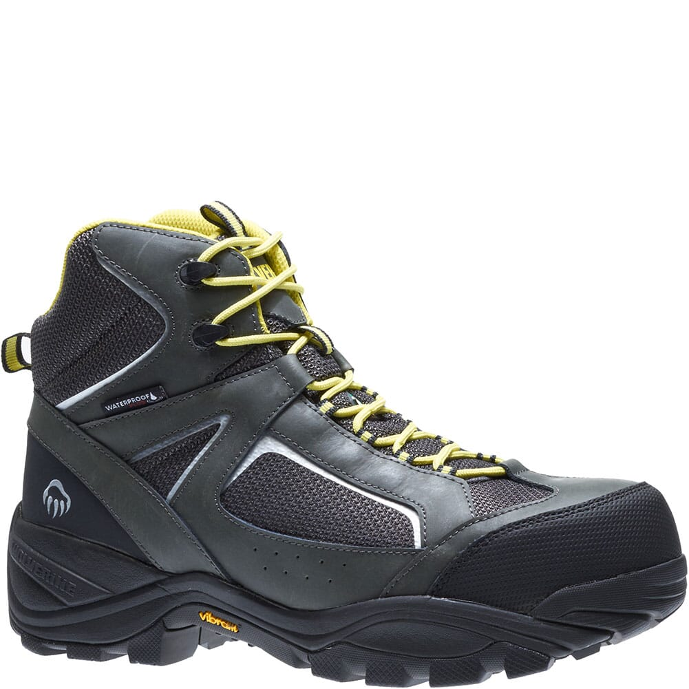Image for Wolverine Men's Quest PR Safety Boots - Grey from bootbay