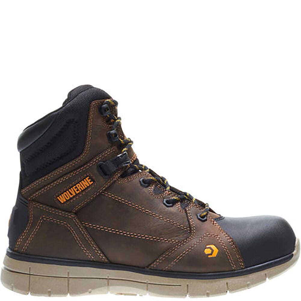 Image for Wolverine Men's Rigger EPX Safety Boots - Summer Brown from bootbay