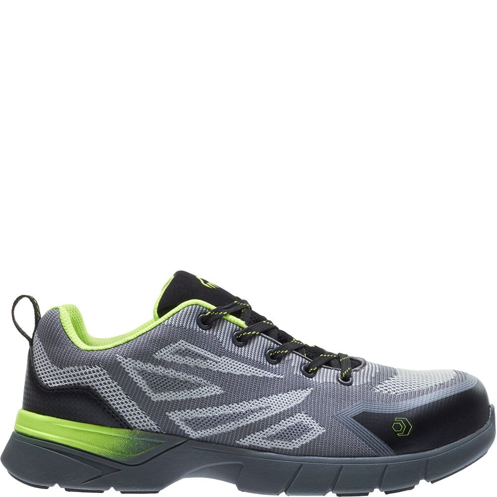 Image for Wolverine Men's Jetstream 2 Carbonmax Safety Shoes - Grey/Green from bootbay