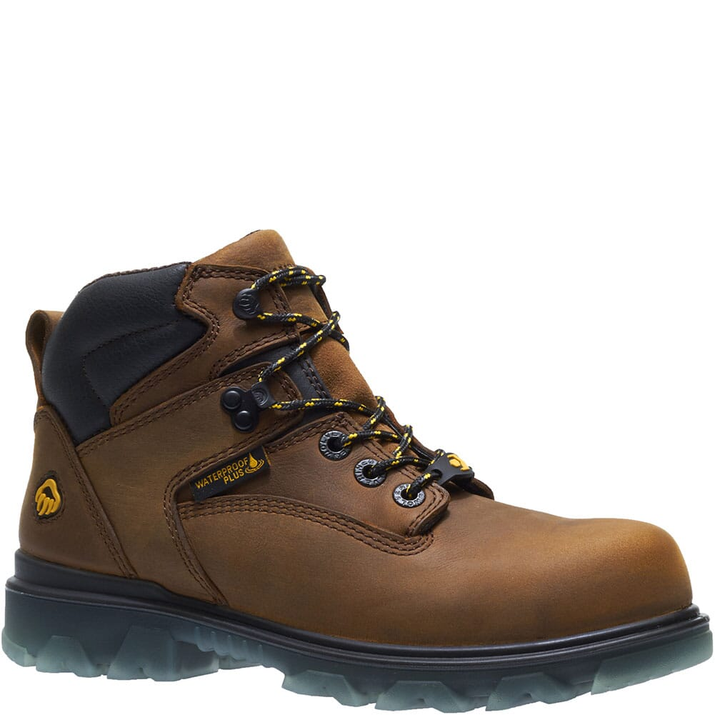 Image for Wolverine Women's I-90 EPX Safety Boots - Brown from bootbay