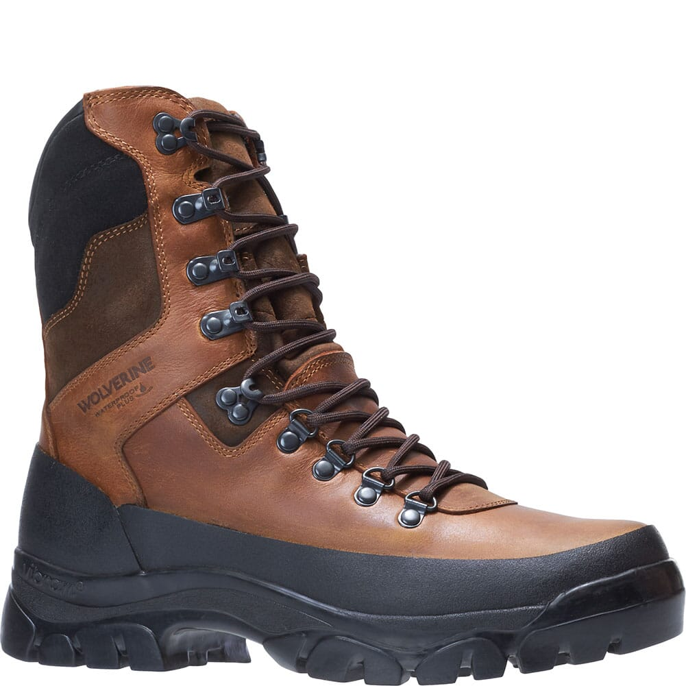 Image for Wolverine Men's Mountain Hunt Hunting Boots - Brown from bootbay