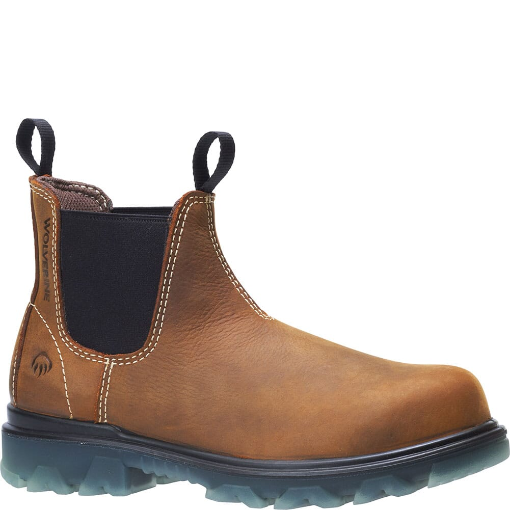 Image for Wolverine Women's I-90 EPX Romeo Work Boots - Brown from bootbay