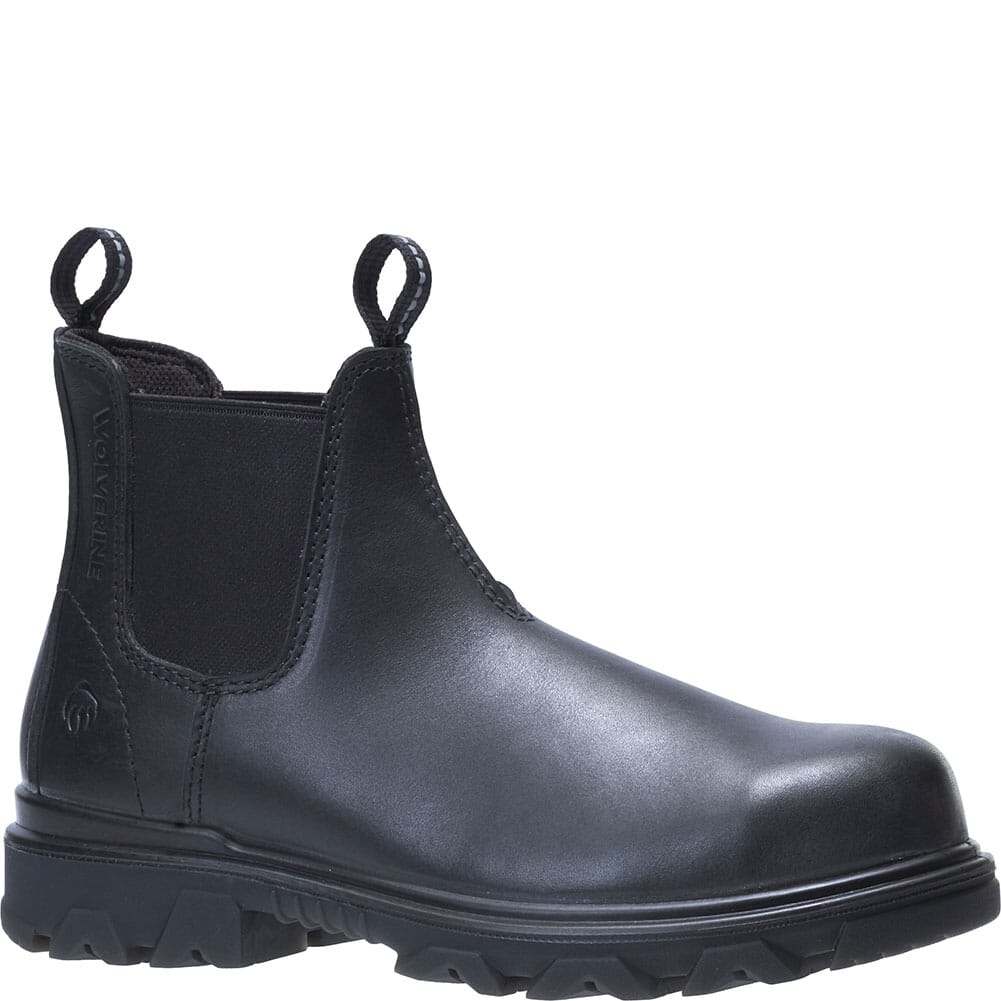 Image for Wolverine Women's I-90 EPX Romeo Work Boots - Black from bootbay
