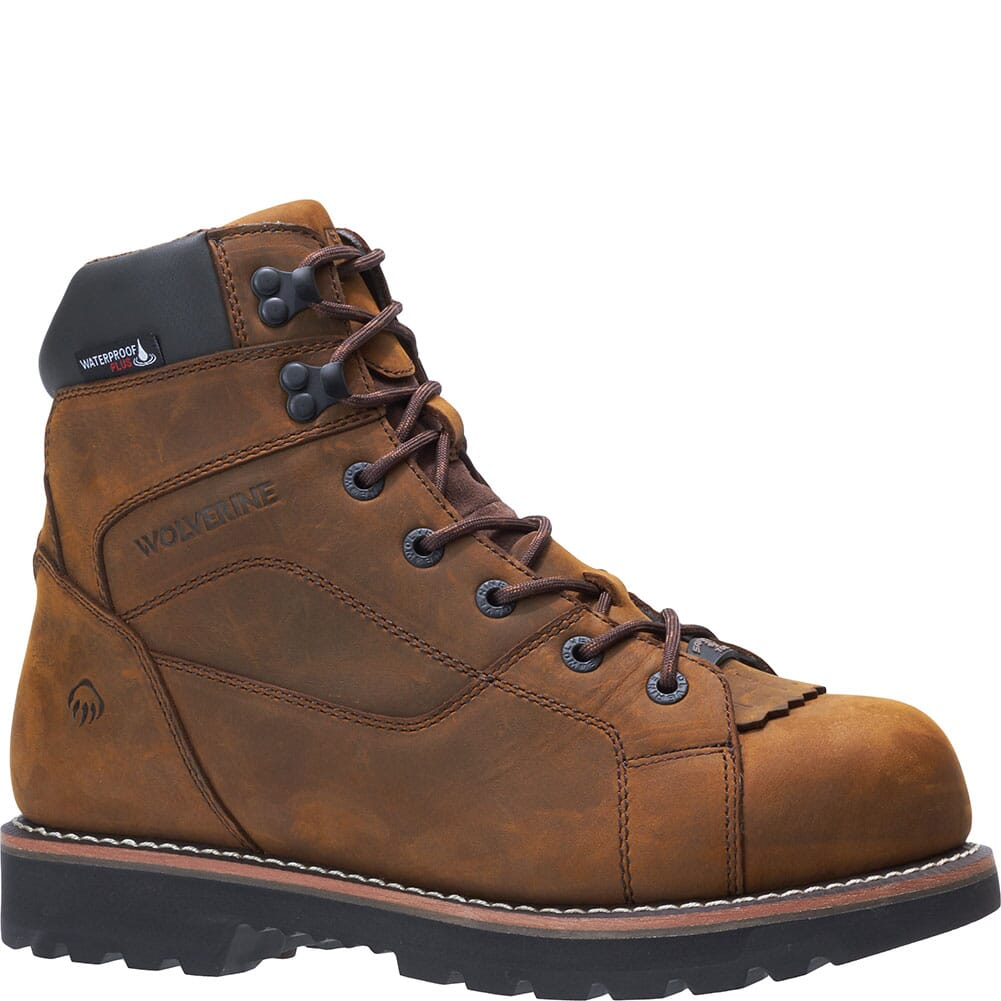 Image for Wolverine Men's Blacktail Carbonmax Safety Boots - Brown from bootbay