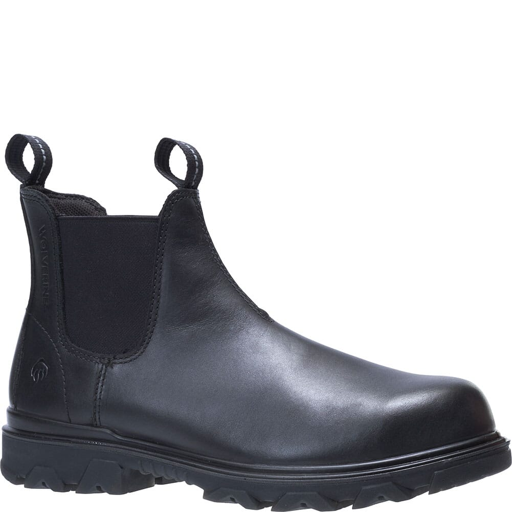 Image for Wolverine Men's I-90 EPX Romeo Safety Boots - Black from bootbay