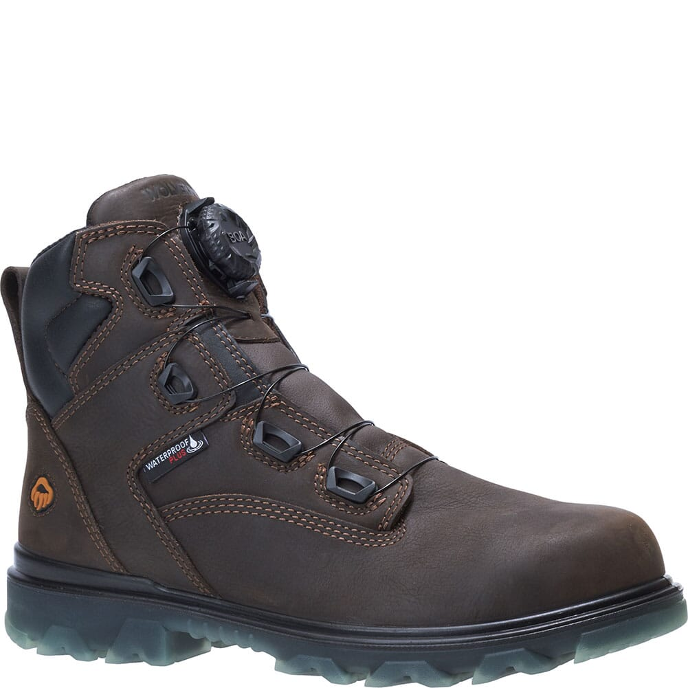 Image for W191063 Wolverine Men's I-90 EPX BOA Safety Boots - Coffee Bean from bootbay