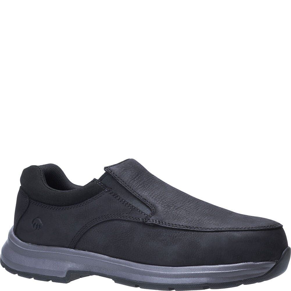 Image for Wolverine Men's Logan Safety Shoes - Black from bootbay