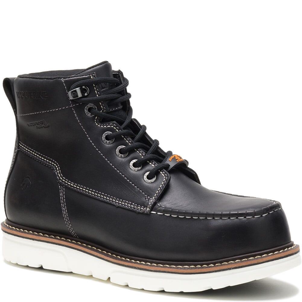 Image for Wolverine Men's I-90 Durashocks Safety Boots - Black/White from bootbay
