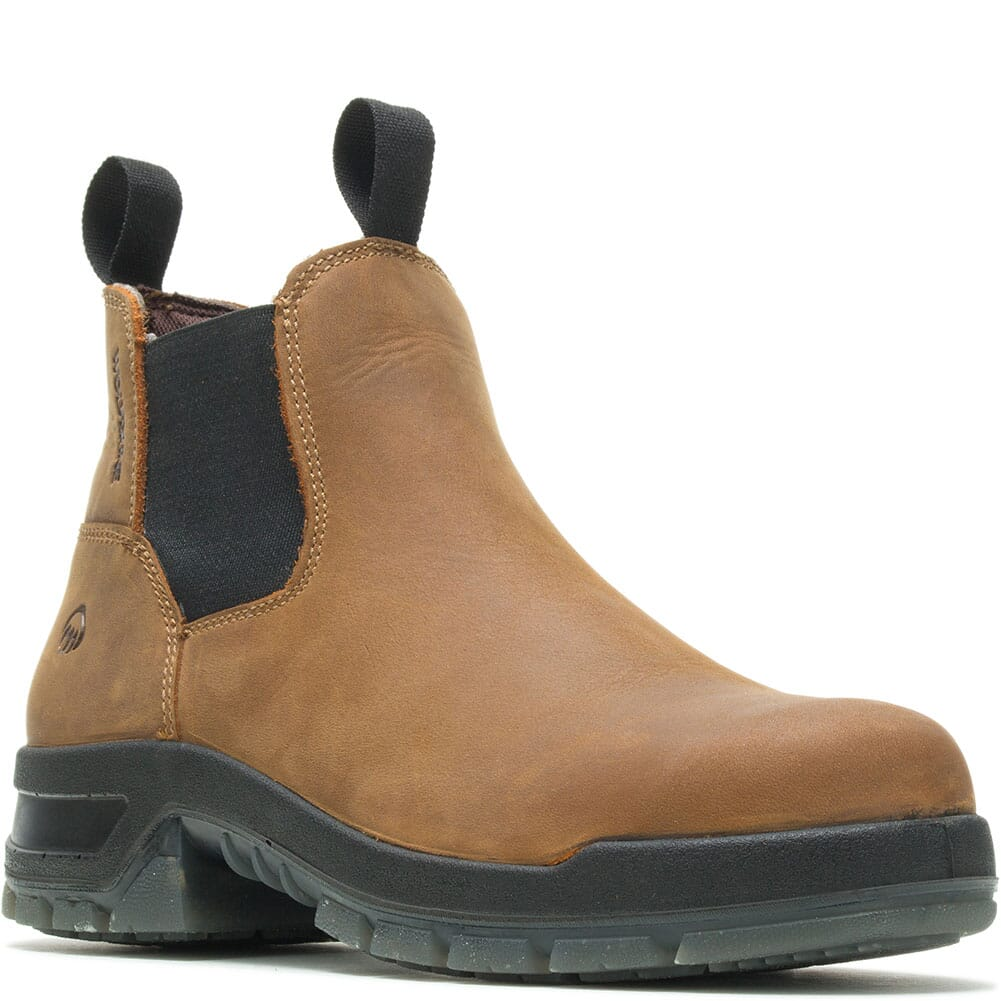 Image for Wolverine Men's Ramparts Romeo Safety Boots - Tan from bootbay