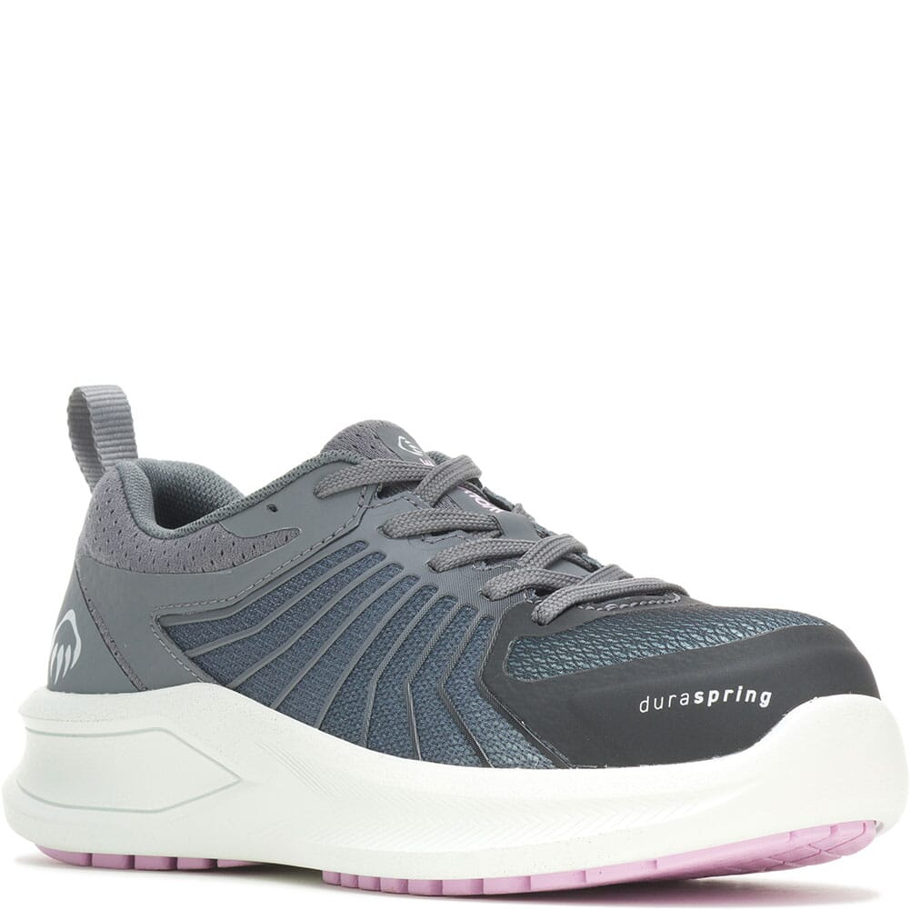 Image for Wolverine Women's Bolt Vent Safety Shoes - Grey from bootbay