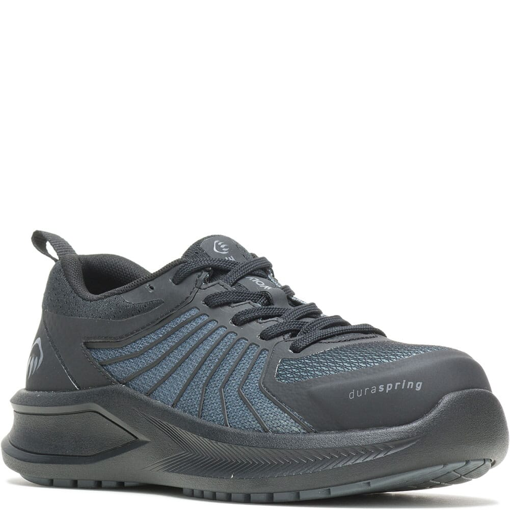 Image for Wolverine Women's Bolt Vent Safety Shoes - Black from bootbay