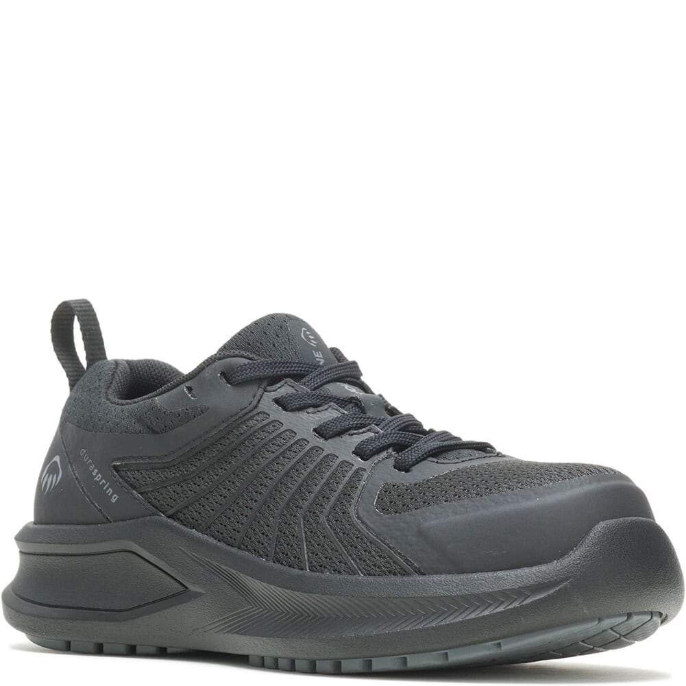 Image for Wolverine Women's Bolt Vent CT Safety Shoes - Grey from bootbay
