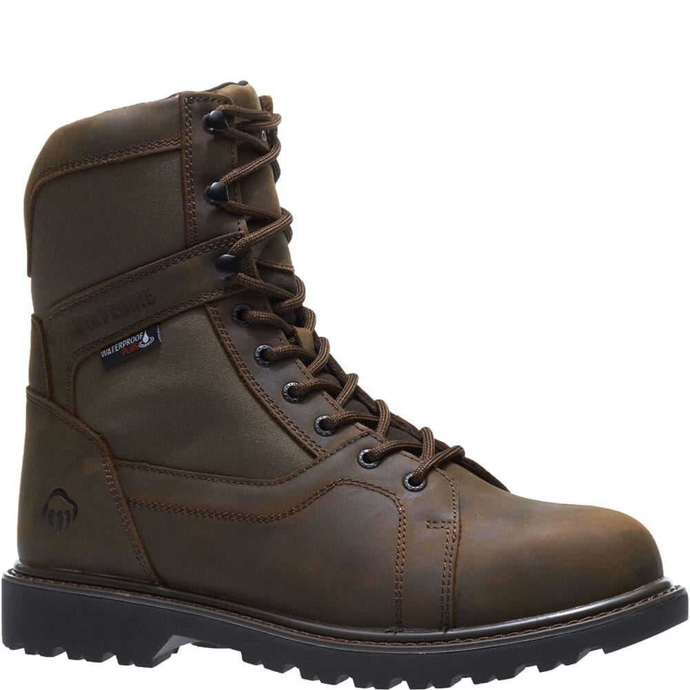Image for Wolverine Men's Blackhorn Hunting Boots - Brown from bootbay