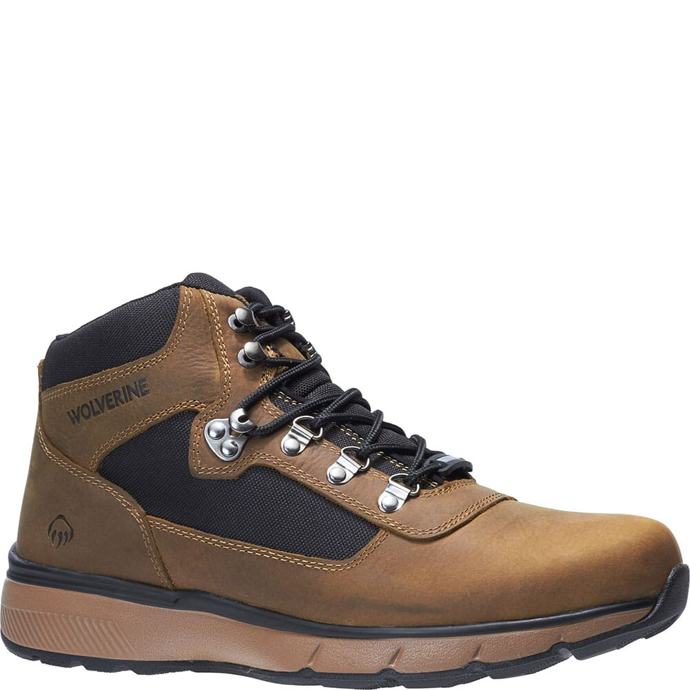 Image for Wolverine Men's Bodi FX Hiking Boots - Natural from bootbay